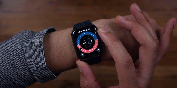 Apple phát hành watchOS 7.0.2, sửa lỗi tụt pin nhanh trên Apple Watch