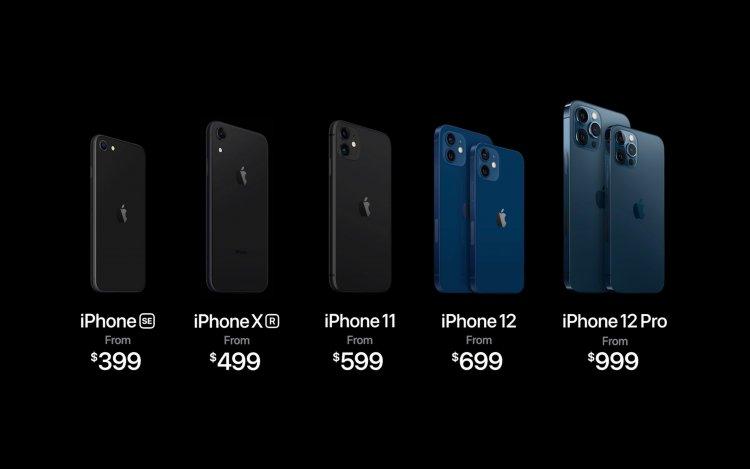 iPhone 12 Pro và 12 Pro Max chính thức: thiết kế mới, màn hình lớn viền mỏng, 5G, giá từ 999 USD