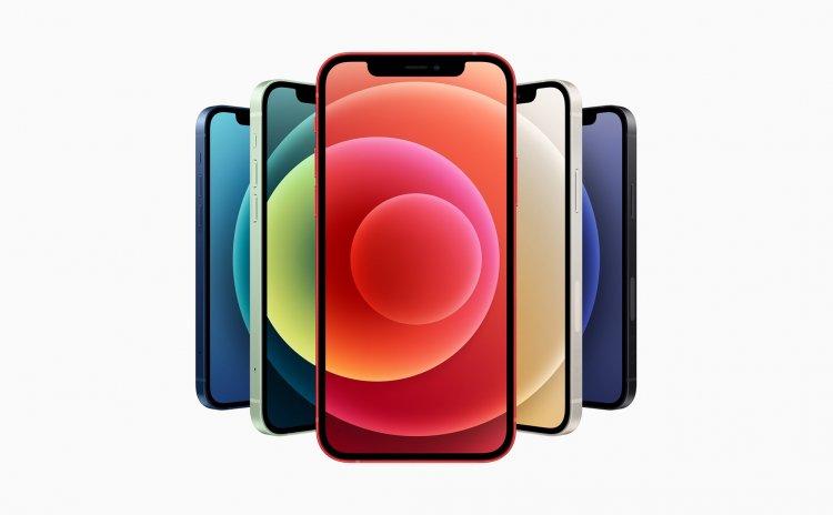 Apple iPhone 12 chính thức: màn hình OLED 6.1 inch, A14 Bionic, có 5G, giá từ 799 USD