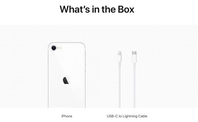 iPhone 11, Xr và SE (2020) cũng sẽ không có tai nghe và củ sạc trong hộp nữa