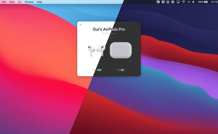 AirBuddy 2: app hỗ trợ kết nối tai nghe AirPods cho máy Mac đã có thể được đặt trước