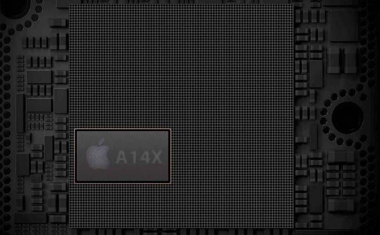 Apple A14X lộ thông số, điểm Geekbench vượt Core i9 trên MacBook Pro 16