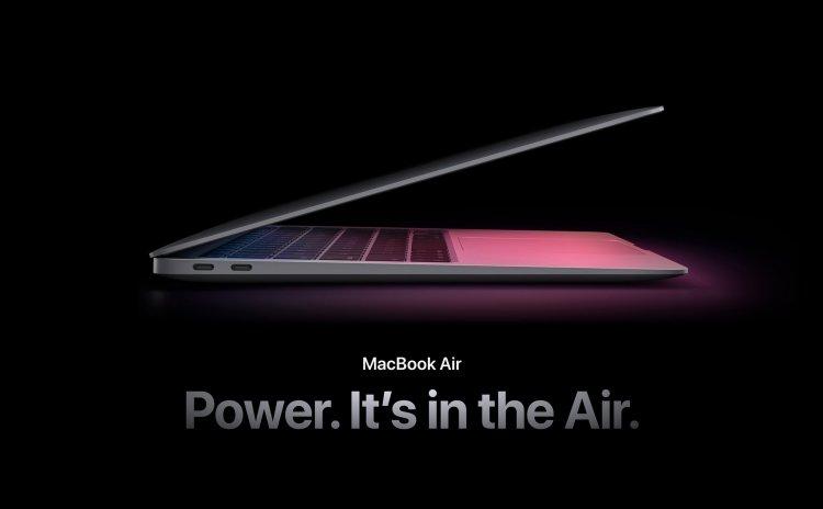 MacBook Air chạy ARM: chip M1 là trung tâm, lướt web 15 tiếng, SSD nhanh gấp đôi, giá từ 999 USD