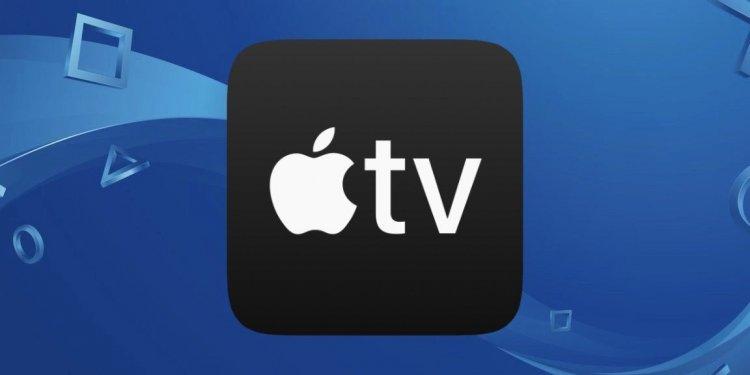 Ứng dụng Apple TV trên PlayStation 4 và PlayStation 5 đã có thể tải về
