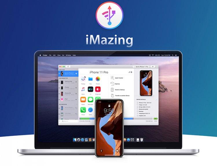 iMazing  – Ứng dụng quản lý thiết bị iOS chuyên nghiệp