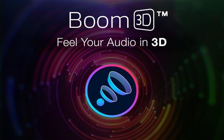 Boom 3D – Ứng dụng tăng chất lượng, giả lập hiệu ứng âm thanh 3D trên Mac