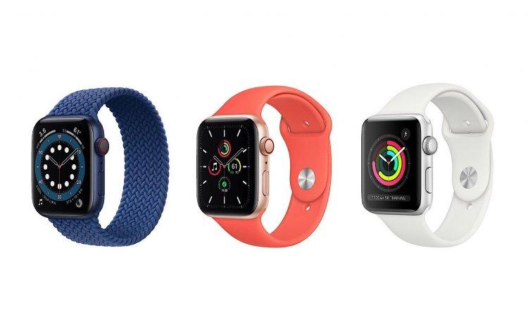 Apple Watch lập kỷ lục mới khi có tới gần 11,8 triệu sản phẩm được bán ra trong Quý 3 năm 2020