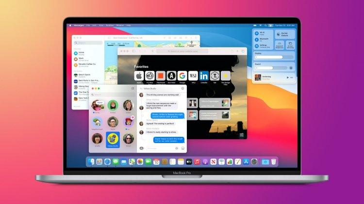 Apple ngừng cung cấp các bản cập nhật độc lập kể từ macOS Big Sur