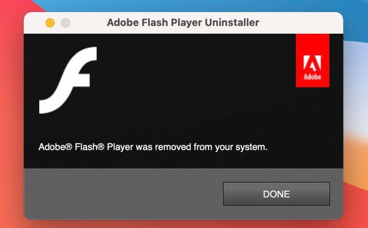 Cách xoá sạch Adobe Flash ra khỏi máy Mac của bạn