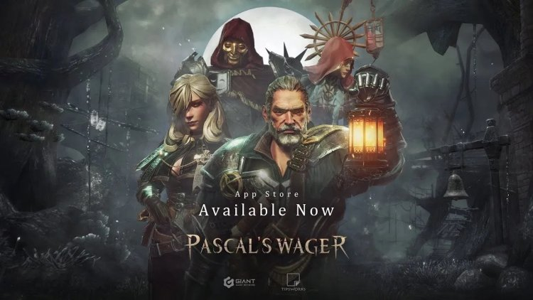 Pascal's Wager sẽ là game iPad đầu tiên hỗ trợ đầy đủ chuột và bàn phím