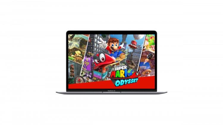 Nintendo Switch game đã có thể chạy giả lập thành công trên Macbook M1