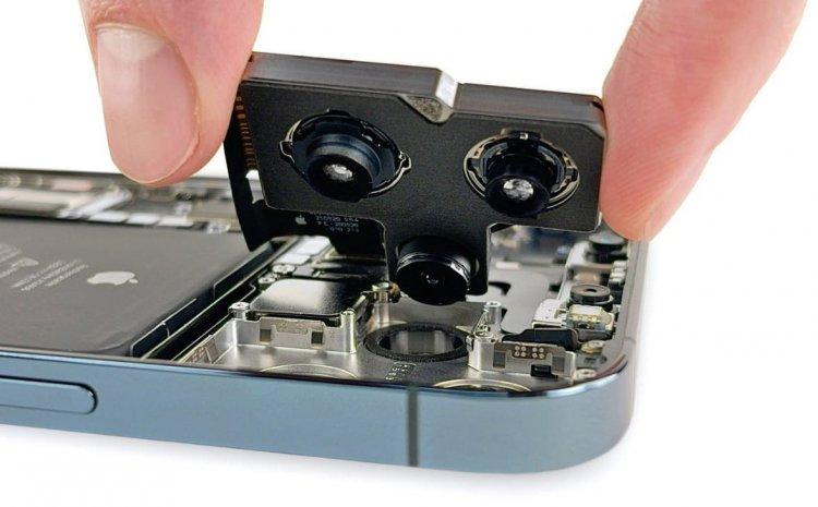 iOS 14.4 có thể cảnh báo người dùng nếu iPhone đã được thay thế camera từ bên thứ ba