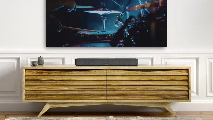 Denon giới thiệu loa Home Sound Bar 550 có hỗ trợ Apple AirPlay 2