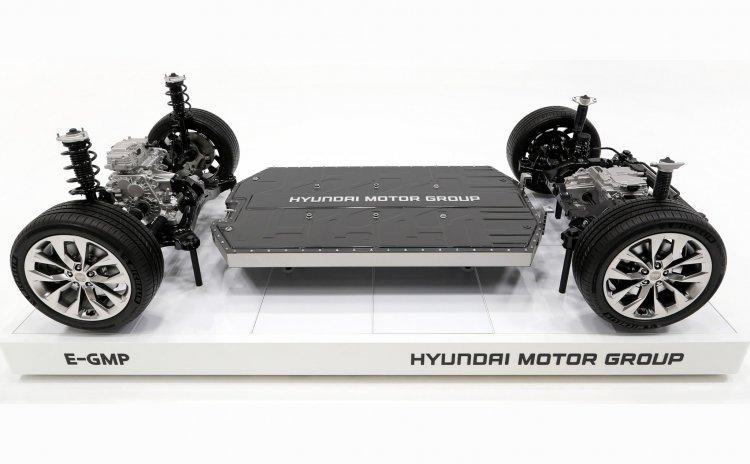Apple Car sẽ dùng platform E-GMP của Huyndai, xe ra mắt năm 2025