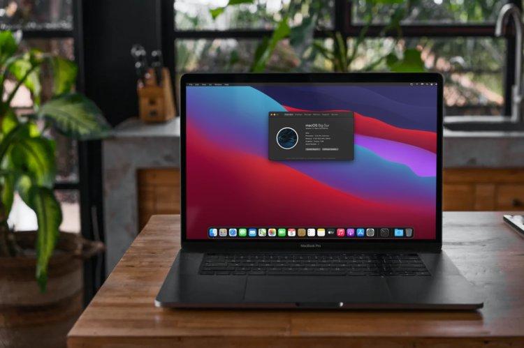 Cách cài lại macOS trên M1 Apple Silicon Macbook