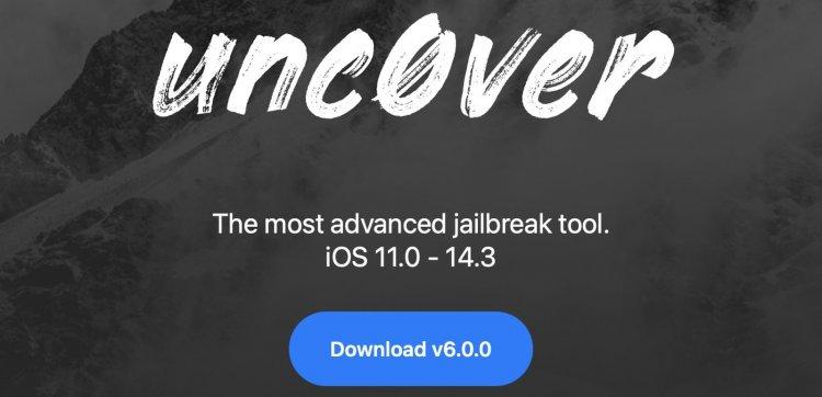 Công cụ hỗ trợ Jailbreak unc0ver 6.0.0 Chính thức được phát hành hỗ trợ iOS 14.3