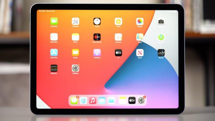 Apple đứng thứ 3 tại thị trường máy tính bảng Ấn Độ trong năm 2020