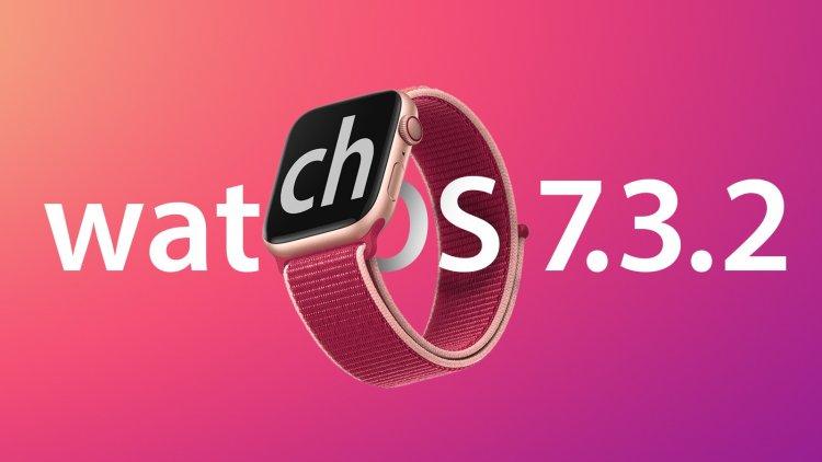 Apple phát hành watchOS 7.3.2 khắc phục lỗi bảo mật Webkit