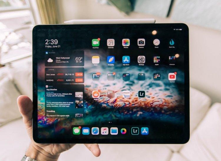 Apple đang xem xét phát triển phiên bản Pro của iPad Mini !