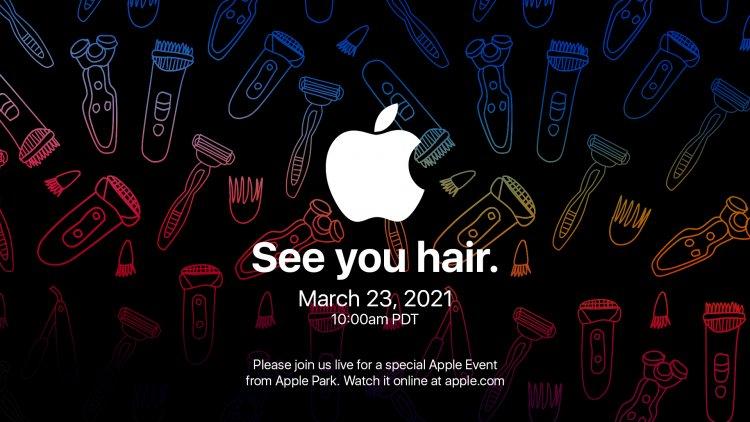Apple gửi giấy mời sự kiện vào ngày 23 tháng 03 tới đây!