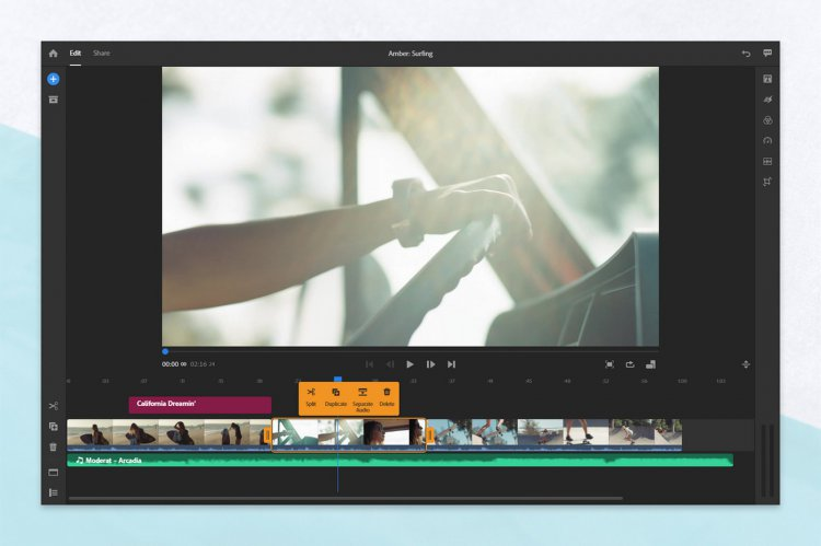 Adobe Premiere Rush chính thức hỗ trợ máy Mac M1