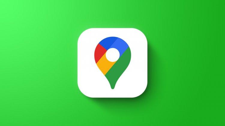 Ứng dụng Google Maps dành cho iOS đã có cập nhật mới sau 4 tháng
