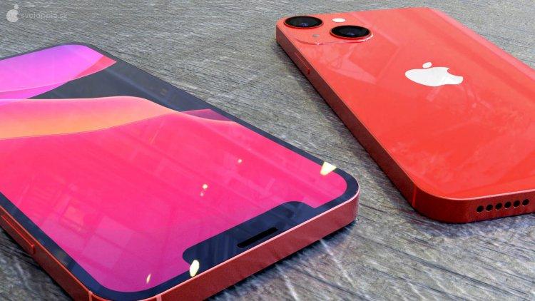 Rò rỉ ảnh render của iPhone 13 có bố cục camera hoàn toàn mới