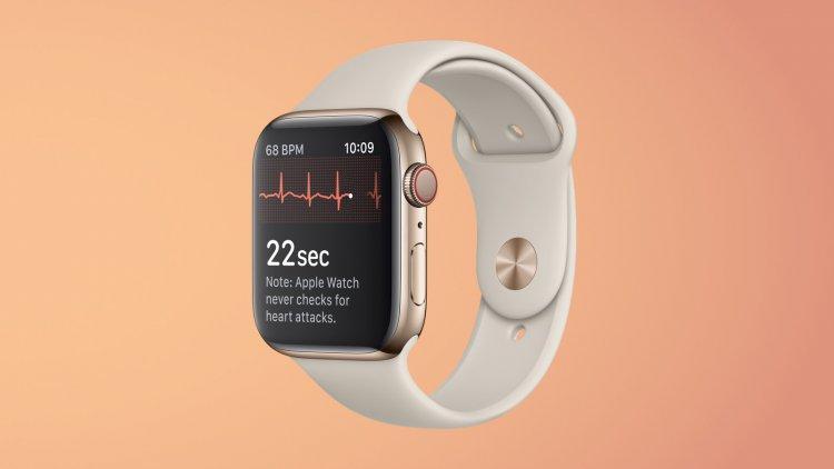 Apple nghiên cứu về việc có thể phát hiện COVID-19 với Apple Watch