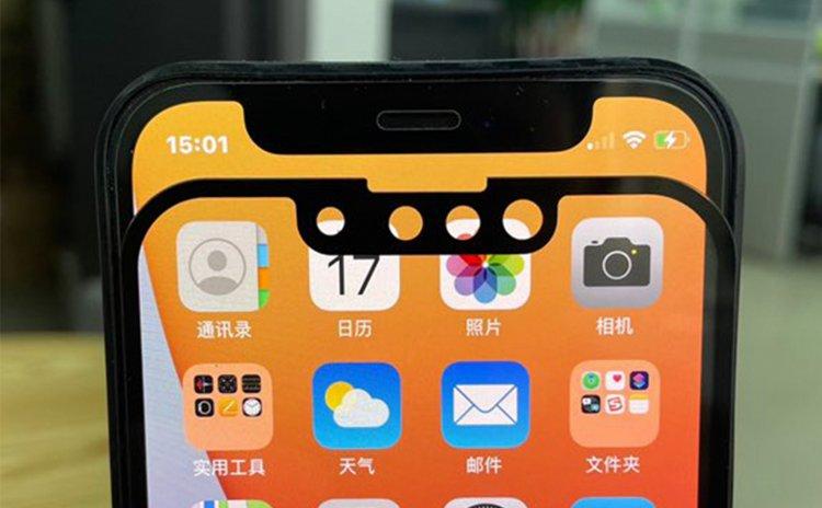 Rò rỉ kính trước iPhone 13 và sẽ có tai thỏ nhỏ hơn
