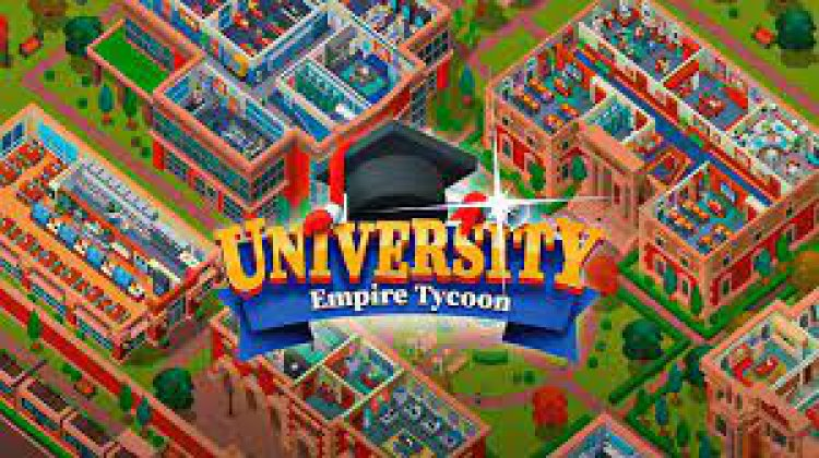 University Empire Tycoon - Idle