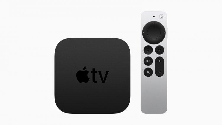 Apple TV 4K thế hệ mới ra mắt: A12 Bionic, remote mới, cân màu bằng iPhone