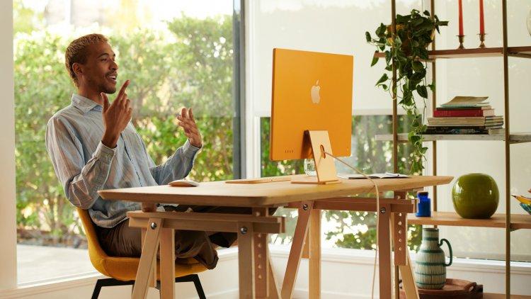 """Apple iMac 24"""" chính thức với thiết kế hoàn toàn mới, 7 lựa chọn về màu sắc và sử dụng Apple M1"""