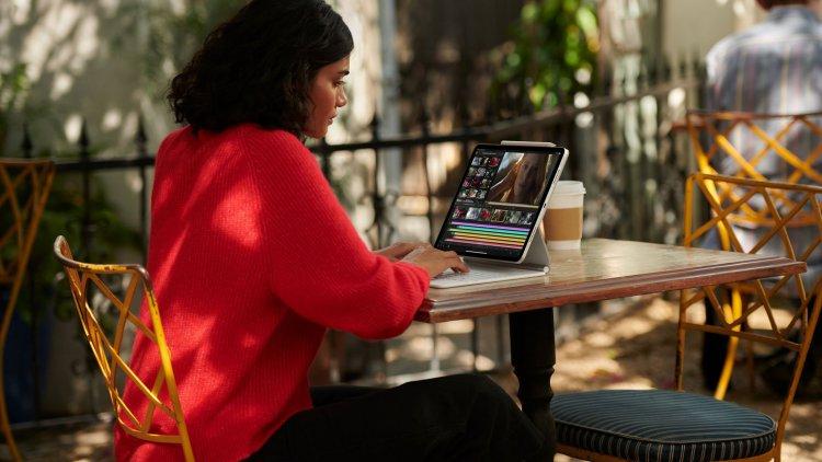 """iPad Pro chính thức với màn hình miniLED Liquid Retina XDR 12.9"""" và chip M1"""