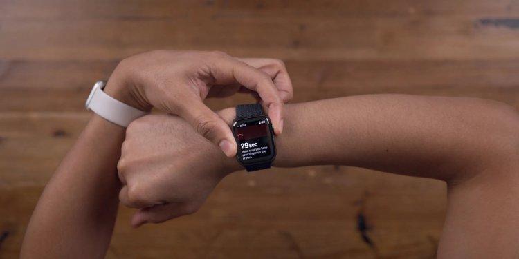 Tính năng đo điện tâm đồ ECG và AFib của Apple Watch đã chính thức dùng được tại Việt Nam