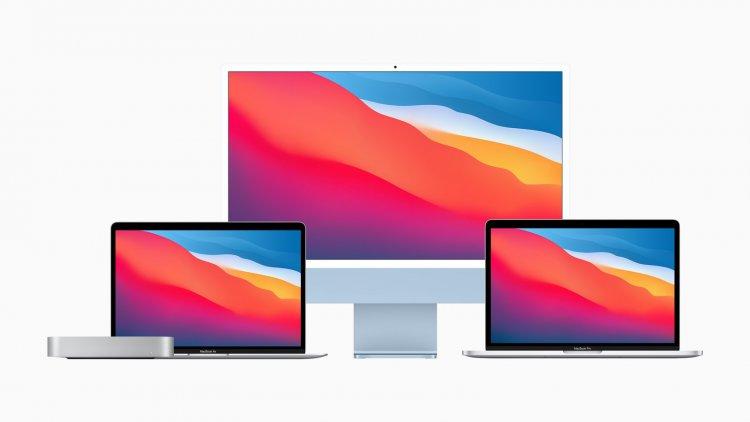 Apple bán được nhiều Mac M1 hơn Mac Intel