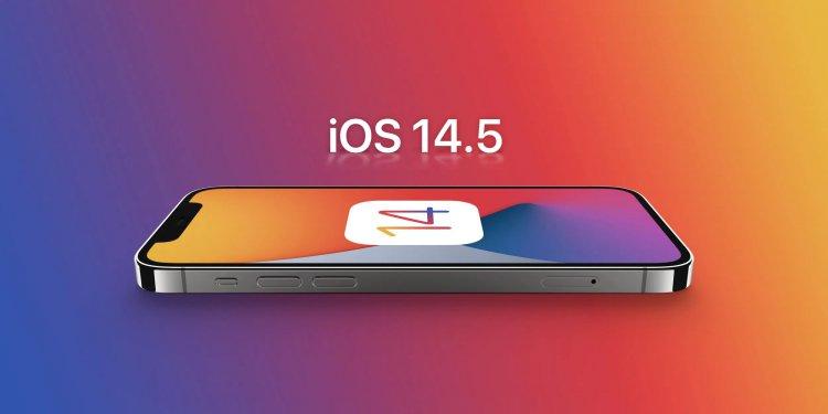 Apple phát hành iOS 14.5 chính thức
