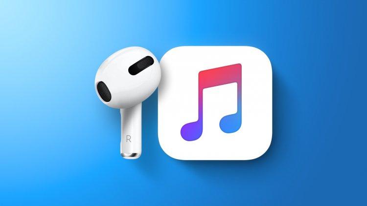 Apple có thể ra mắt Apple Music Hifi và AirPods 3 tại WWDC. Thông qua các đoạn code của iOS 14.6