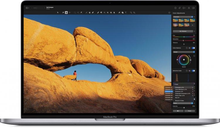 Ứng dụng Pixelmator Pro hỗ trợ LUT với bản cập nhật mới nhất