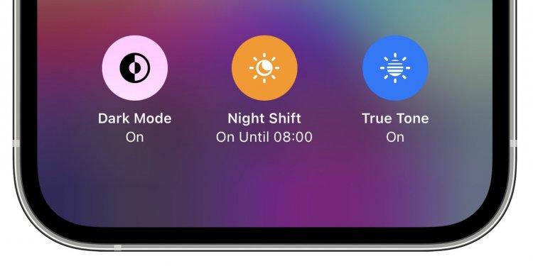 Chế độ Night Shift trên iPhone/iPad không hề tác động gì đến việc đi ngủ của người dùng cả