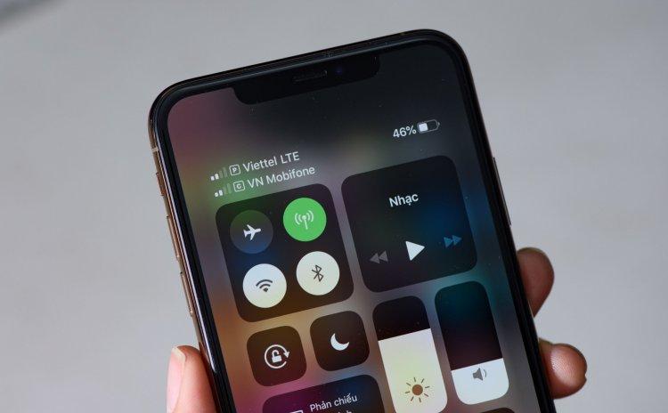 Tắt truy cập Control Center khi iPhone đang khoá màn hình