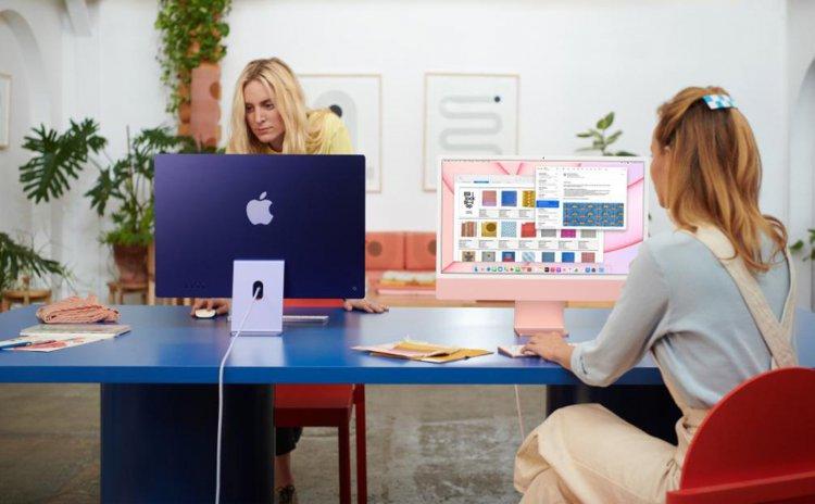Đã có điểm benchmark iMac M1