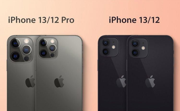 iPhone 13 và 13 Pro sẽ dày hơn và có cụm camera lớn hơn iPhone 12?