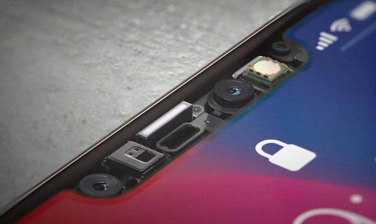 Apple sẽ làm chip cảm biến Face ID với kích thước nhỏ hơn