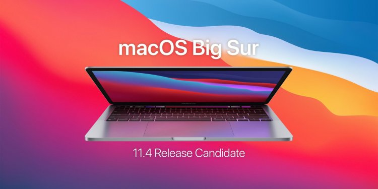 Apple phát hành macOS 11.4 Release Candidate: Hỗ trợ GPU mới của AMD, sửa lỗi Safari