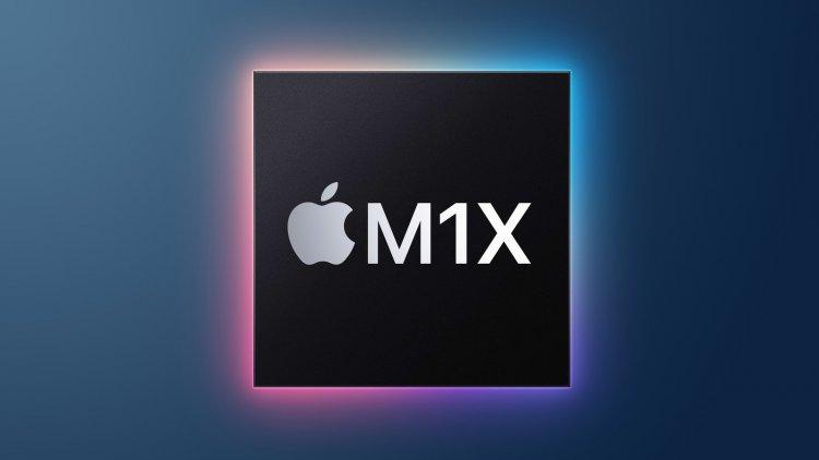 Macbook Pro mới được trang bị chip M1X và xoá logo Macbook Pro bên dưới màn hình.