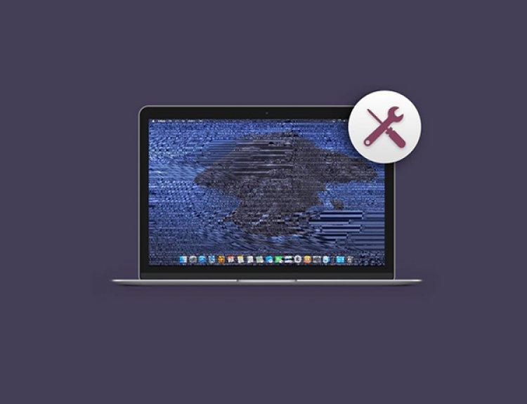 Khắc phục lỗi màn hình nhấp nháy trên Macbook
