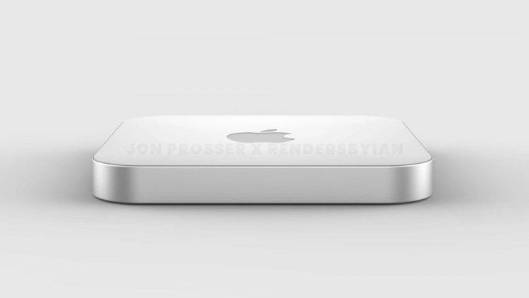 """Mac mini mới được cho sẽ mỏng hơn, chip M1X và cổng nguồn như iMac 24"""""""