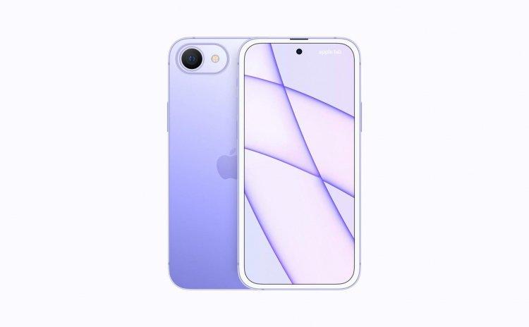 Concept iPhone SE mới với camera khoét lỗ và thêm nhiều màu sắc