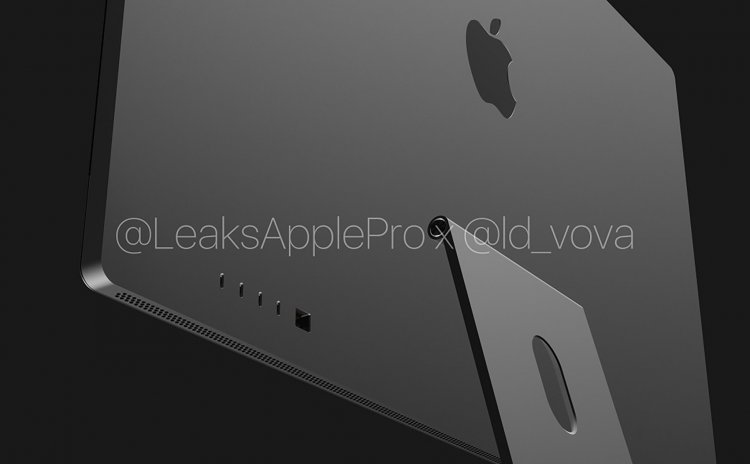 Rò rỉ hình ảnh iMac Pro 2021 chạy Apple Silicon 32 nhân
