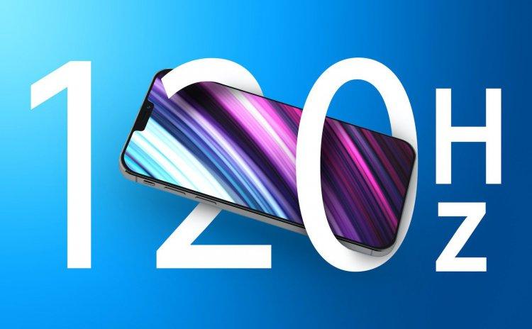 Samsung đã bắt đầu sản xuất màn hình OLED 120Hz cho iPhone 13
